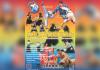 Flyer for Nippon Sport Science University for Karate, Judo, Shorini, Wadaiko, Kendo, Akido, and Sumo