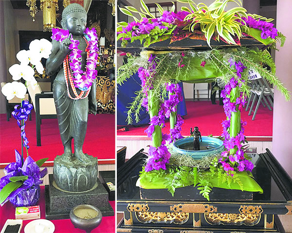 Hawaii Buddhist Council live streaming its annual Buddha Day Service due to COVID 19