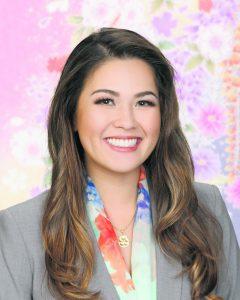 68th Cherry Blossom Queen Contestant, Lauren Holt