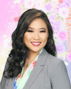 68th Cherry Blossom Queen Contestant, Danicia Honda