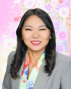68th Cherry Blossom Queen Contestant, Devynn Kochi