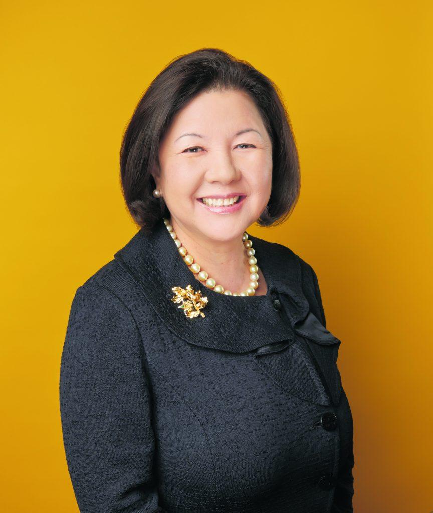 USJC President Irene Hirano Inouye
