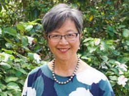 Dr. Christine R. Yano (Photo by William Morrison)