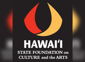 Logo for Hawaii State Foundation on Culture and the Arts
