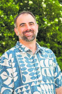 Photo of Dr. Jeffrey Tice, an integrative health provider