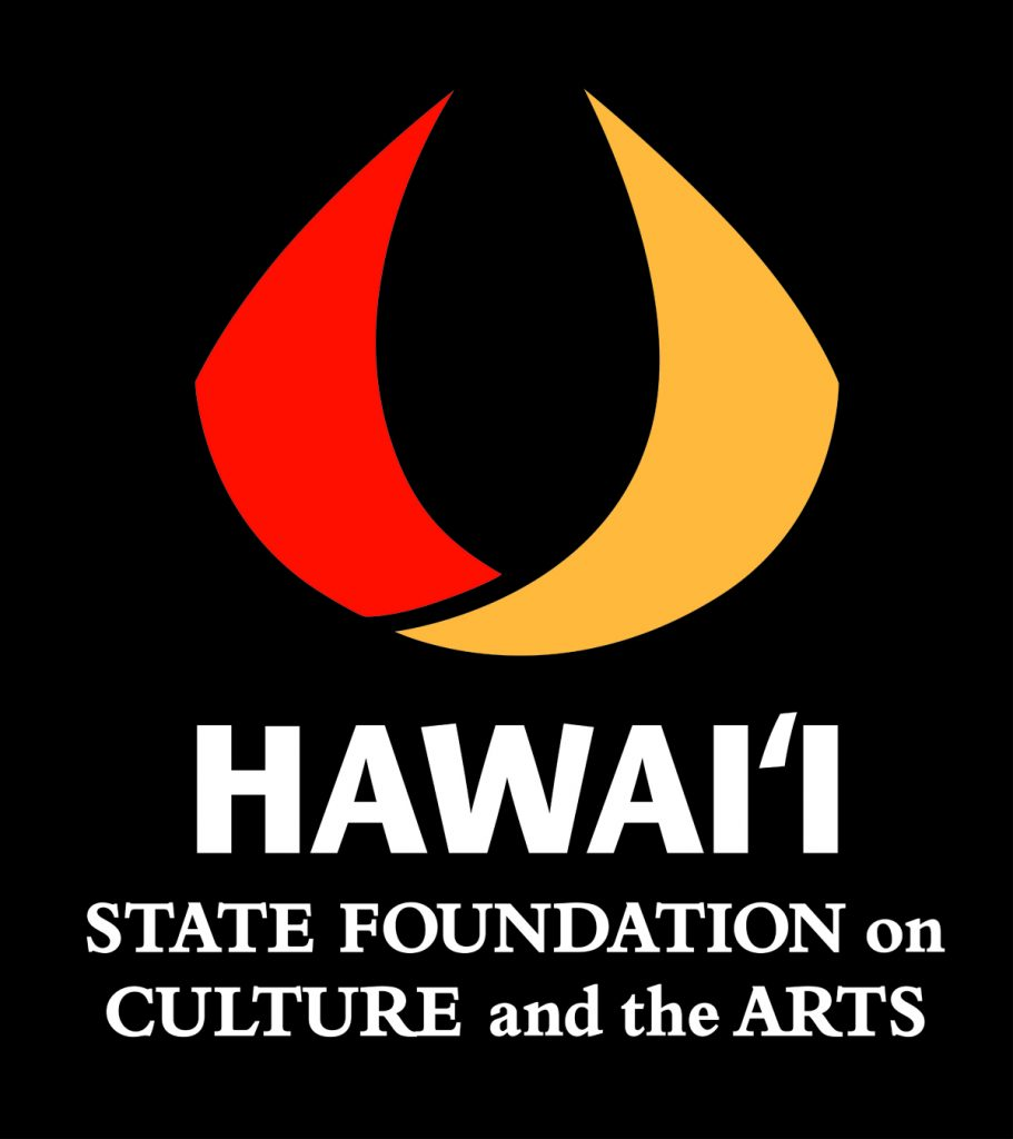 Logo for Hawaiʻi State Foundation on Culture and the Arts