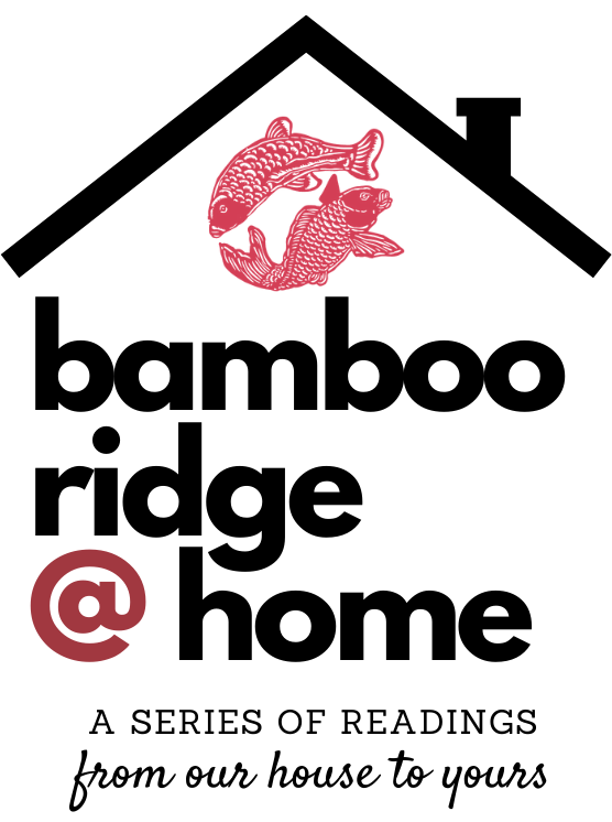 Logo for Bamboo Ridge @ Home 'A series of readings from our house to yours'