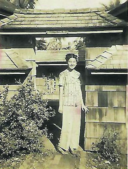 Only recently did Dan Nakasone learn that the parents of his mother, Masae Miyasato Nakasone, had emigrated from Aza Yogi, Okinawa. (Photo courtesy of Dan Nakasone)