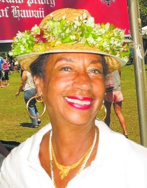 Dr. Kathryn Takara.