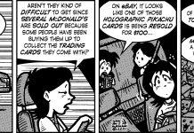 Comic Strip = gg 021921