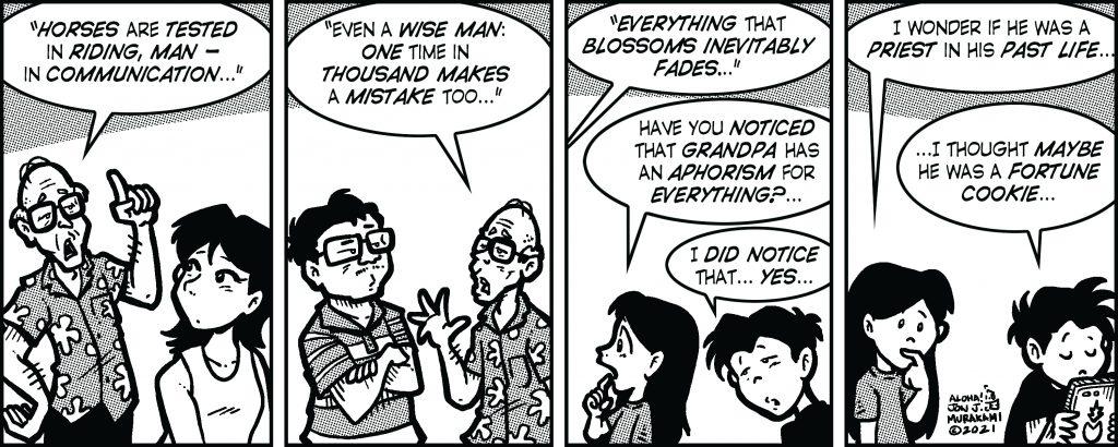 comic=generation gap
