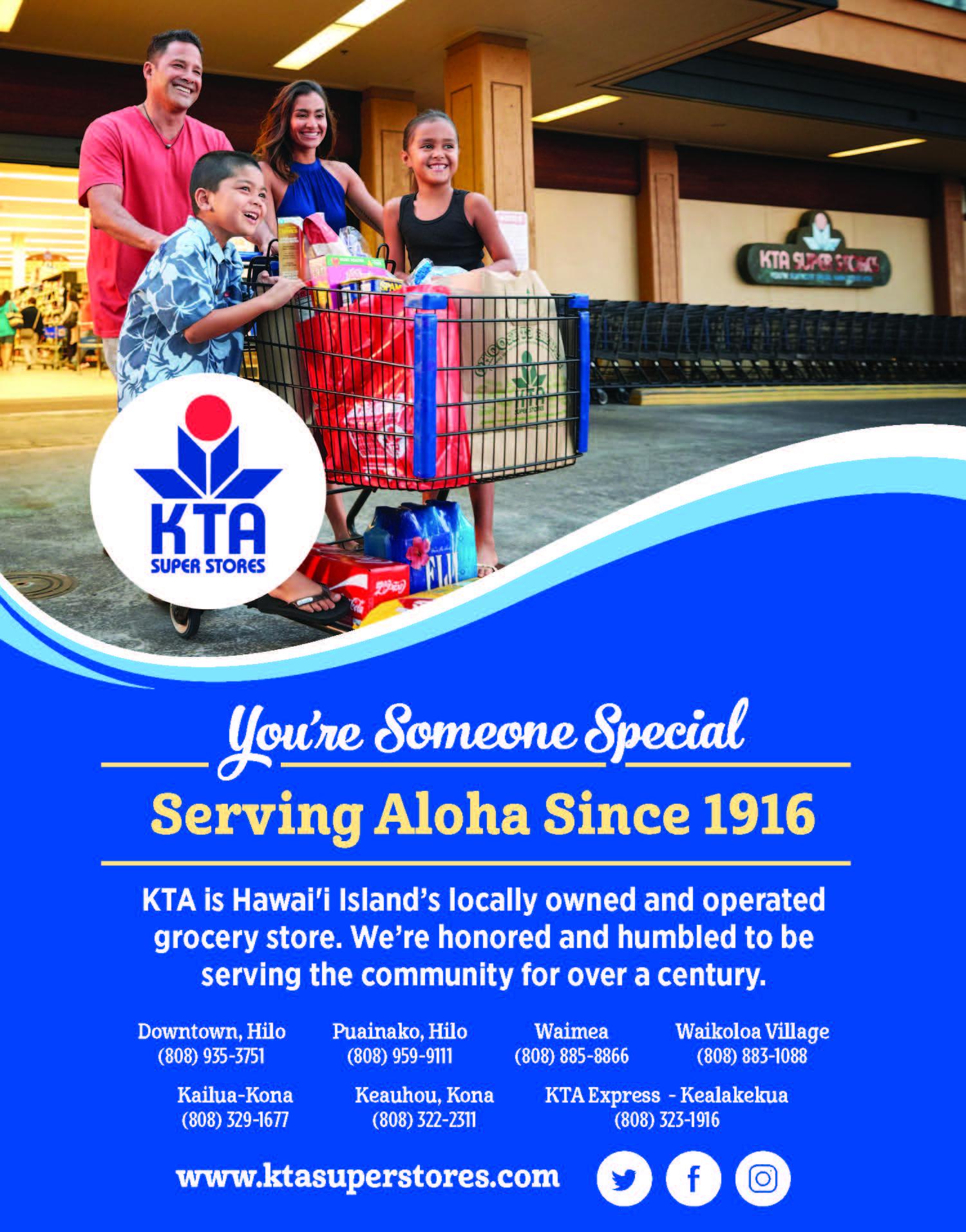 KTA Super Stores Ad